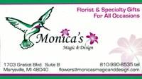 Monica's Magic & Design
