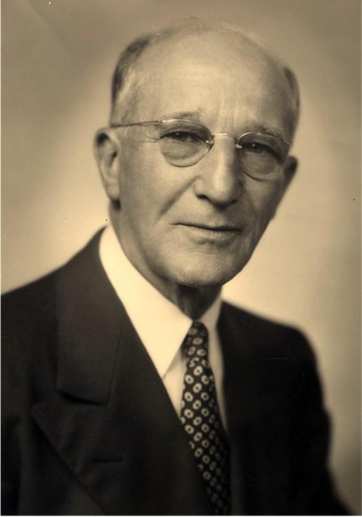 Benjamin J. Karrer Jr. (1882-1970)