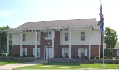 Street View of Karrer-Simpson Funeral Home