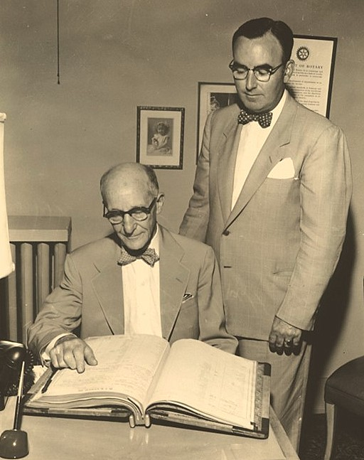 B. J. Karrer and Howard A. Simpson