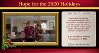 Hope For The 2020 Holidays