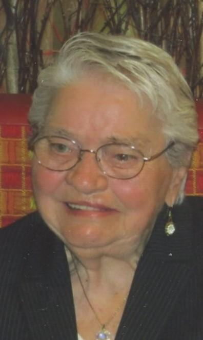 Geraldine Cornwell