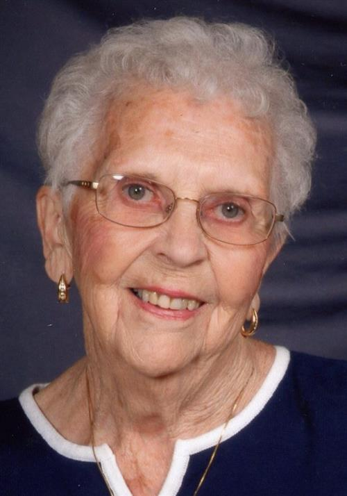Helen M West