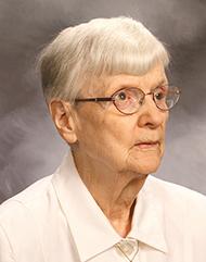 Sister Mary Willard Reagan, OP